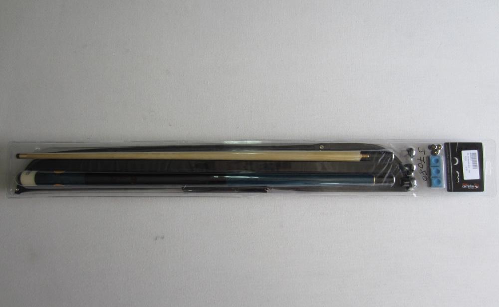 Taco Carambola - 12 mm + Saca 1P/1V + Giz + Solas