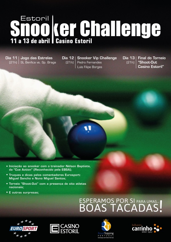 Snooker Challenge - Casino Estoril